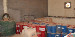 Experiences with POPs disposal in LIBYA