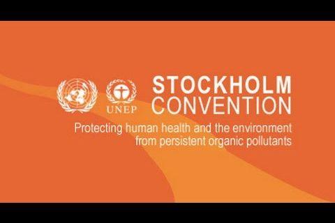 UPSC PRELIMS - 2017 - ENVIRONMENT - STOCKHOLM CONVENTION 2001